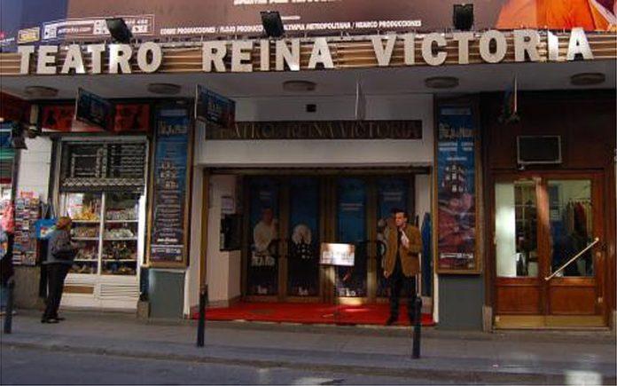 Teatro Reina Victoria, Madrid