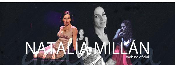 Natalia Millán, galería de la web