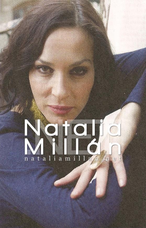 Natalia Millán: