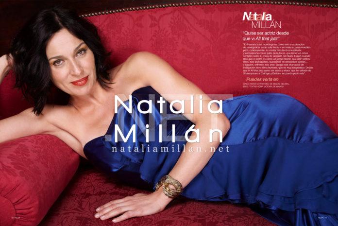 Natalia Millán en TELVA - Febrero 2011